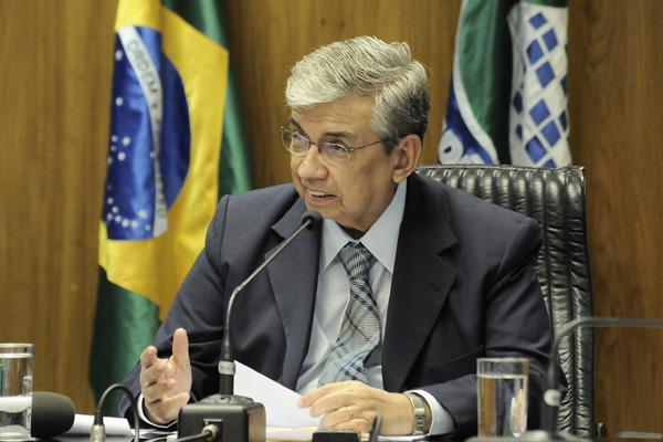 Ministro da Previdência, Garibaldi Alves Filho: antecipação colabora para o aquecimento da economia