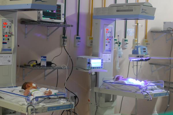 Hospital da Mulher está sob gestão de A. Marca até o dia 29