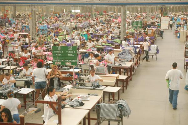 Resultados também apontam queda na produção da Guararapes