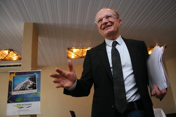 Busarello: projeto original vai além da construção de hotéis