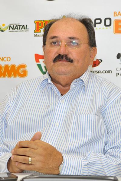 Presidente da FNF, José Vanildo