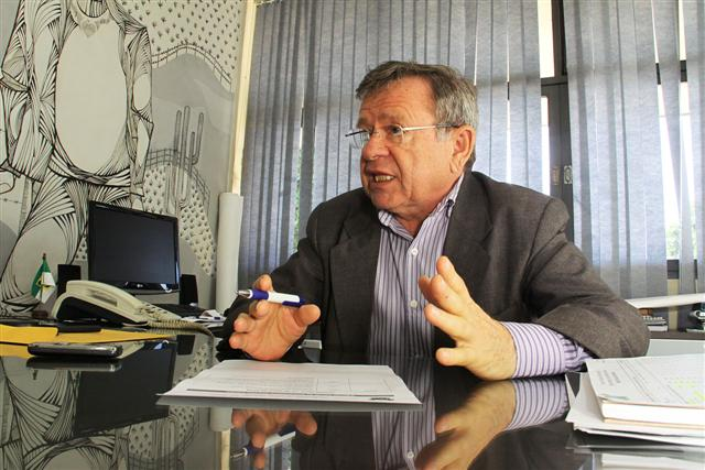 Entrevista Demétrio Torres/ Secretário da Secopa