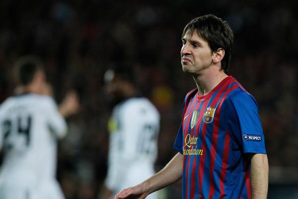 O argentino Lionel Messi deverá ser escolhido, mais uma vez