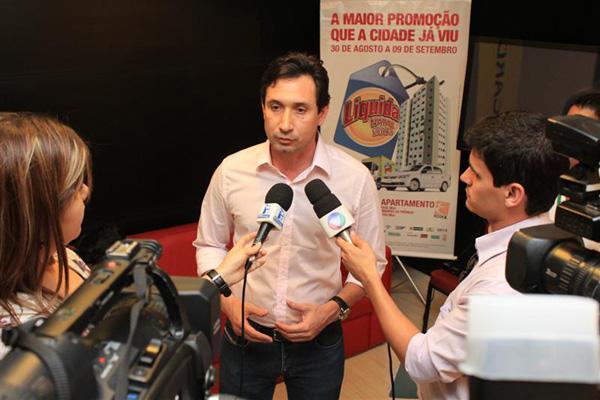 Amauri Fonseca Filho, da CDL Natal: promoções serão realizadas em momento de retração do setor