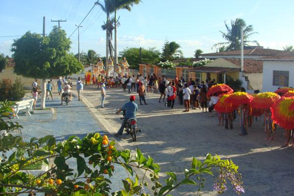 Caravana Marista de Cultura arma o circo no fim de semana em São José de Mipibú