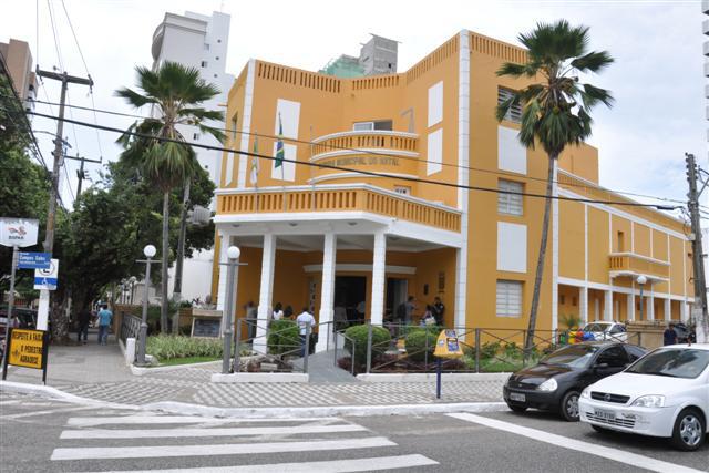 Câmara Municipal de Natal terá um aumento de oito vagas