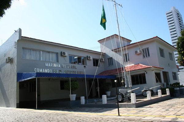 Sede do Distrito Naval da Hermes da Fonseca foi adquirida pela Construtora Ecocil numa permuta de cerca de R$ 19 milhões