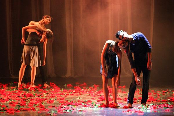 Jovens formados na escola com sede em Joinville-SC farão uma colagem de espetáculos com dança contemporânea, folclórica e clássicos de repertório