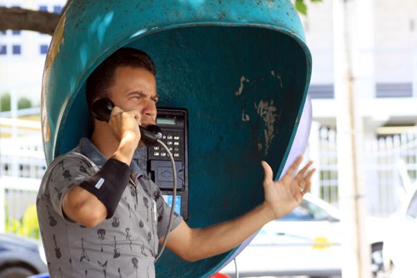 Ligações feitas em orelhões da Oi passam a ser gratuitas no RN