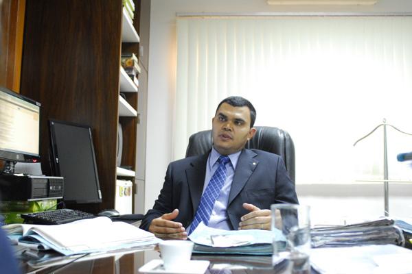Procurador regional eleitoral, Paulo Sérgio Rocha destaca que é preciso provas robustas nas investigações dos crimes nas campanhas