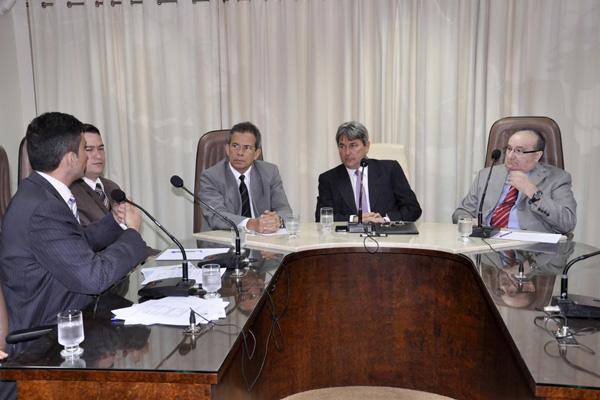 Comissão de Fiscalização da Assembleia vai discutir o projeto orçamento enviado pelo governo