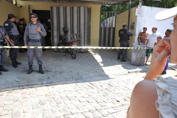 Homem foi morto após deixar a 15ª DP, em Ponta Negra, alegando ser alvo de ameaças de morte