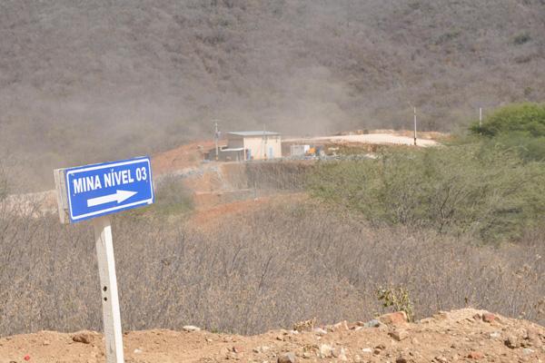 Mina Bonfim retoma a produção em Lajes: O investimento projetado na área é de R$ 80 milhões