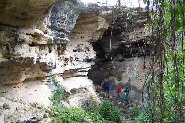 A principal caverna do Parque Furna Feia tem 766 metros de extensão. A área tem catalogadas outras  212 cavernas nos 8,4 hectares