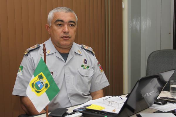 Coronel Araújo afirma que acirramento exige medidas preventivas