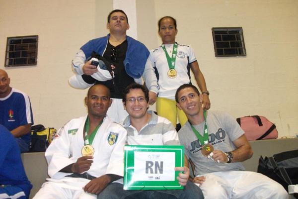 Atletas potiguares comemoram bom desempenho em Salvador