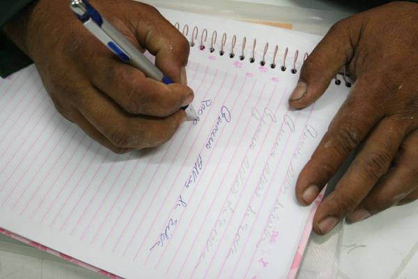 Dado revelado pela PNAD 2011 aponta que do total de analfabetos do RN aproximadamente 71% possuem 30 anos ou mais de idade