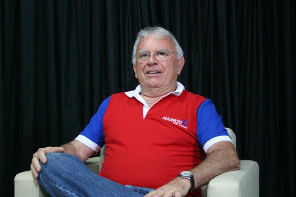 Maurício Marques, candidato do PDT