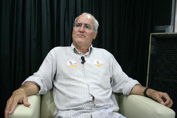 Tita Holanda, candidato pelo PSOL à prefeitura de Parnamirim