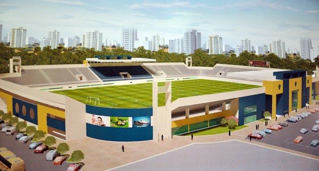 Segundo governadora Rosalba Ciarlini, obra deverá ser concluída antes da Copa de 2014