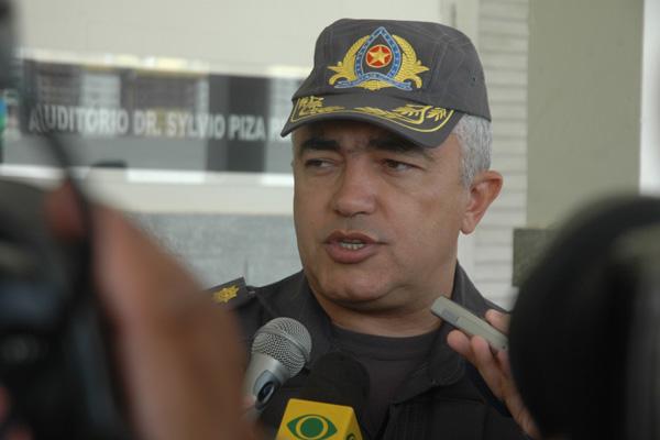 Araújo convocou até policiais cedidos ao Tribunal de Justiça e Assembleia para trabalhar na eleição
