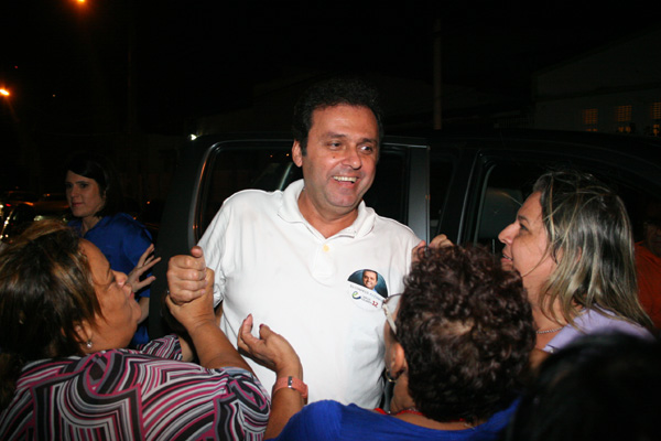Carlos Eduardo vai buscar apoio dos partidários do presidente Lula e lembra que o PT participou da administração dele em Natal