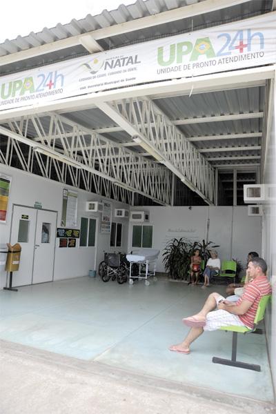 UPA de Pajuçara é administrada pela Marca, que está sob intervenção