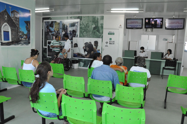 UPA de Pajuçara é uma das quatro unidades de saúde que estão sendo administradas por um interventor