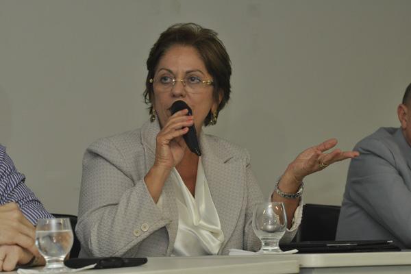 Rosalba: dedicação exclusiva ao trabalho administrativo no segundo turno das eleições municipais