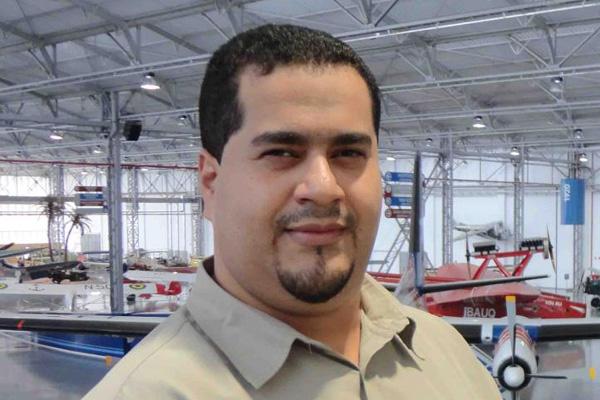 Eduardo Patrício  ficou em segundo lugar em toda a rede de ensino
