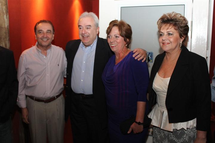 Vários políticos participaram do evento que comemorou os 25 anos da InterTV/Cabugi