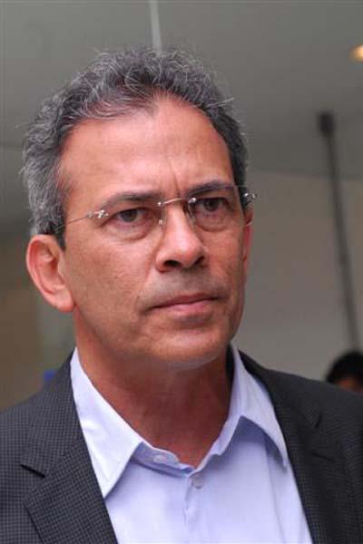 Hermano Morais, candidato pelo PMDB