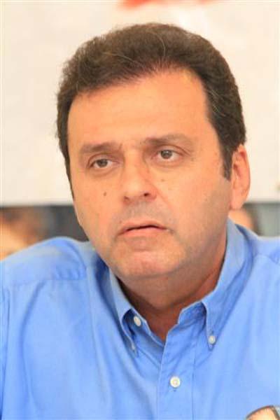 Carlos Eduardo, candidato pelo PDT