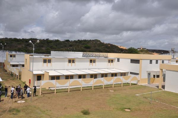 Pavilhão Rogério Coutinho Madruga foi interditado no mês de agosto