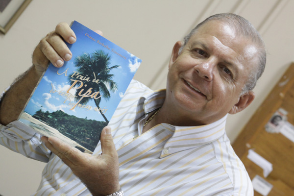 Ormuz Barbalho Simonetti é um dos mais antigos veranistas da praia da Pipa