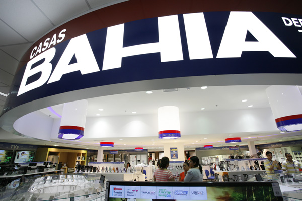 Loja no Midway Mall: unidade é maior do que a média aberta em outros shoppings