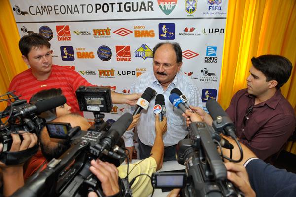 Para o presidente da FNF, José Vanildo, investir na competição estadual dará retorno ao empresário