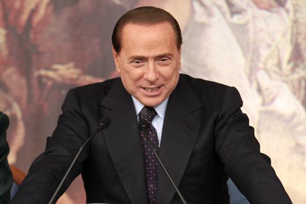 Berlusconi foi considerado culpado de evasão fiscal no caso da compra de programas para televisão