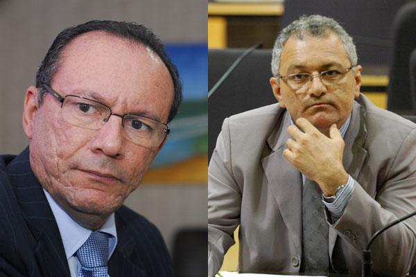 Raniere Barbosa e George Câmara buscam na Justiça Eleitoral a recuperação dos mandatos