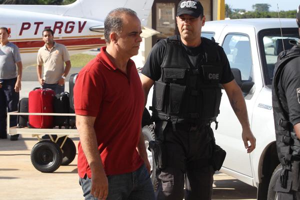Marcos Valério pede proteção para apresentar novos indícios contra supostos envolvidos