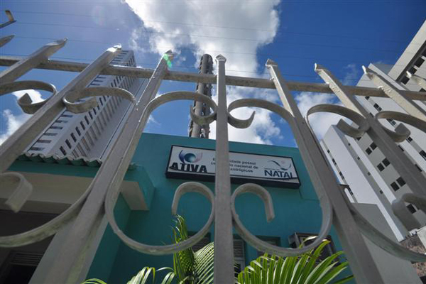 Ativa é uma organização não governamental com um único convênio, no valor de R$ 1,1 milhão/mês, com a Prefeitura do Natal