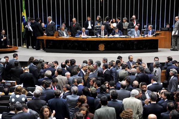 Câmara dos Deputados: projeto foi aprovado por 286 votos a 124 e segue para sanção presidencial