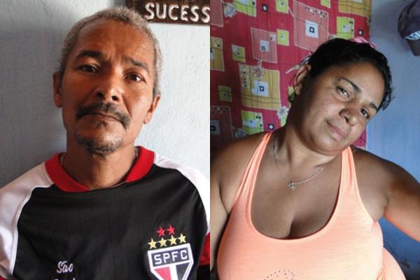 Com o casal, a polícia encontrou drogas, dinheiro e munições