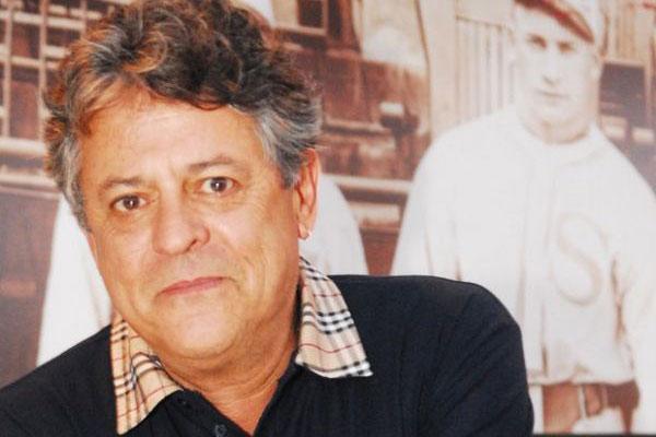 O ator Marcos Paulo quando fazia parte do elenco de Malhação, em 2008