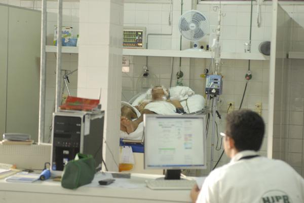 Resultado de imagem para UTI de hospital GISELDA