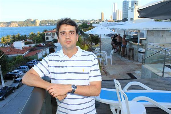 George Gosson: novo hotel com prazo de conclusão em 2014