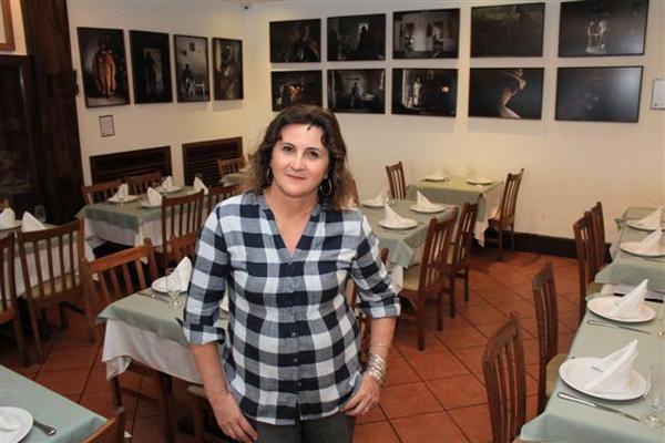 Vânia Bezerra: área de eventos do restaurante será ampliada