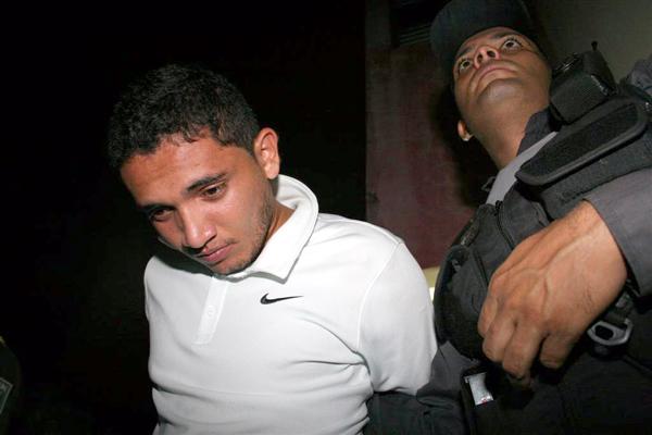Sterfeson Felipe Neves Figueiredo foi preso como comparsa de Toinho do Morro