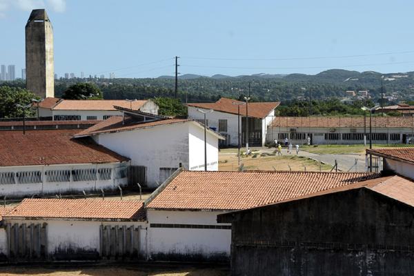 Túnel encontrado no Pavilhão 2 tinha 15 metros de extensão