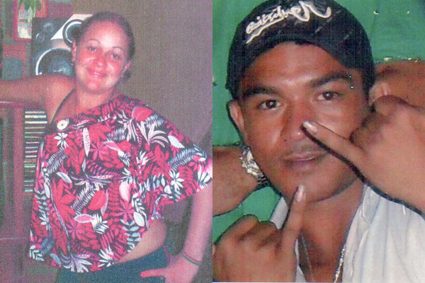 Casal morava vizinho às vítimas e estava foragido desde do dia do crime